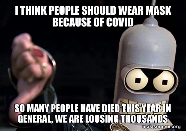 Downvoting Robot meme