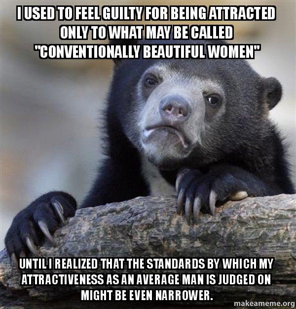 Confession Bear meme