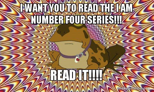 l am number four 2