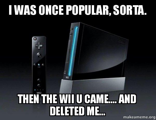 Wii meme