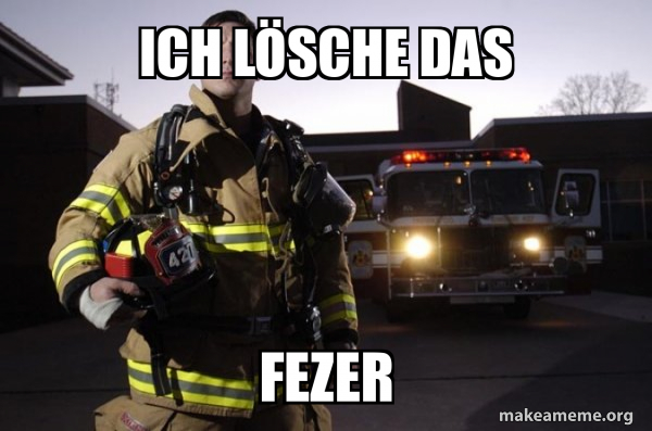 Good Guy Fire Fighter meme