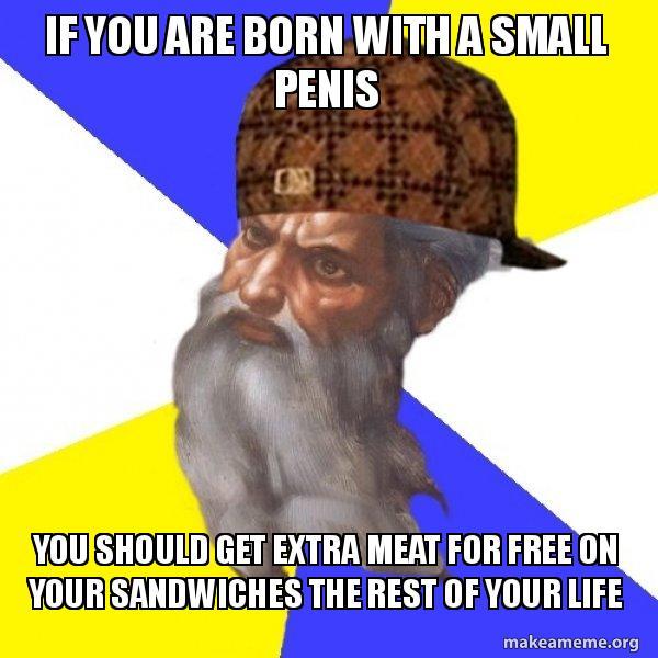 small penis advice