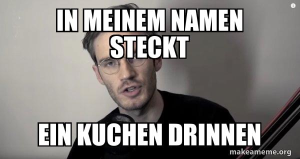 Pewdiepie meme