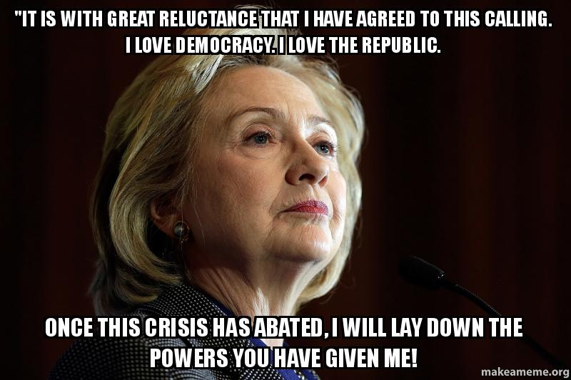 """""""It is with great reluctance that I have agreed to this ..."""