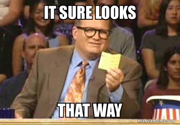 Drew Carey - Who's Line Is It Anyway meme