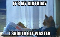 Funny It S My Birthday Meme : Army future soldier basic training bct shipping out funny