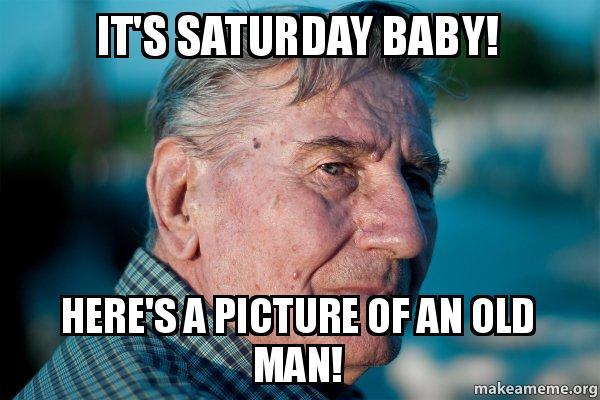 Marriage Advice Grandad meme