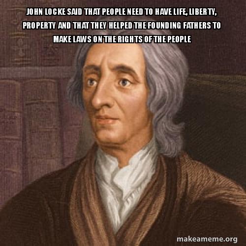 john locke life liberty property