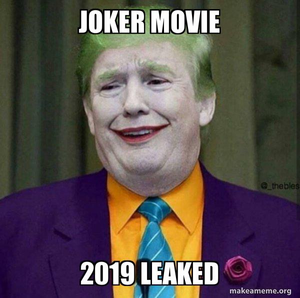 Joker Memes Are Going Viral Because Of A Hilarious Tweet Popbuzz