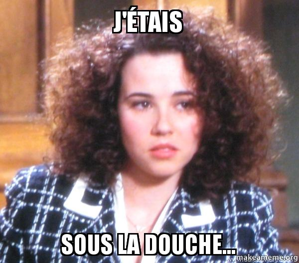 J 39 tais sous la douche make a meme - Video sous la douche ...