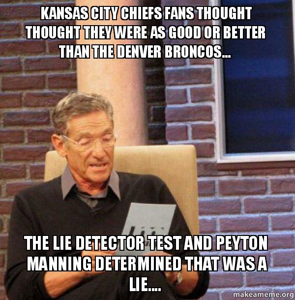 kansas city chiefs kansas city chiefs fans thought thought they were as good or better
