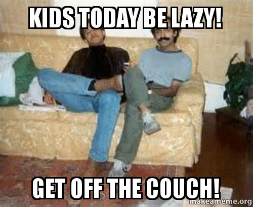 how to sit on a couch meme