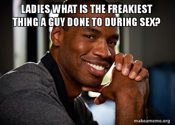 freakiest sex ever