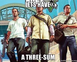 Grand Theft Auto 5 V Meme