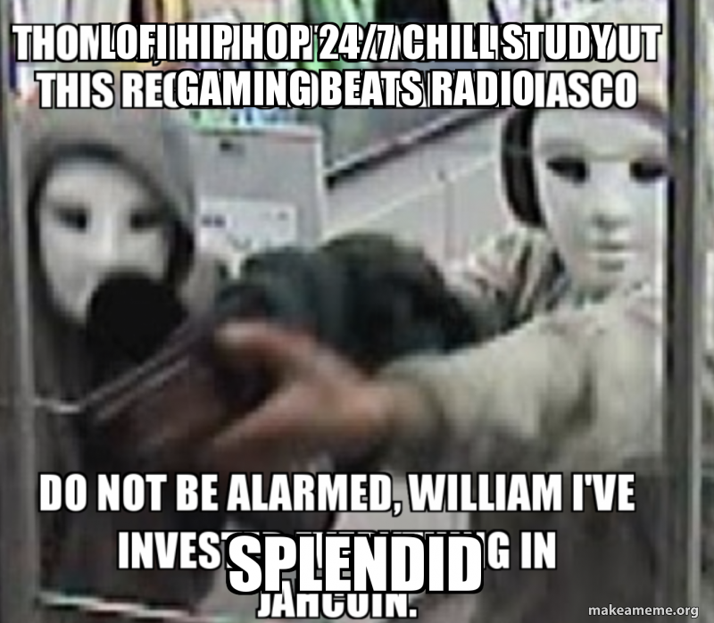 lofi hip hop 24/7 chill study gaming beats radio splendid