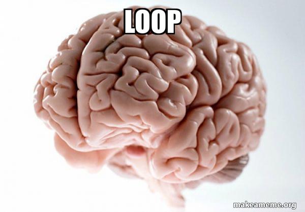 Scumbag Brain meme