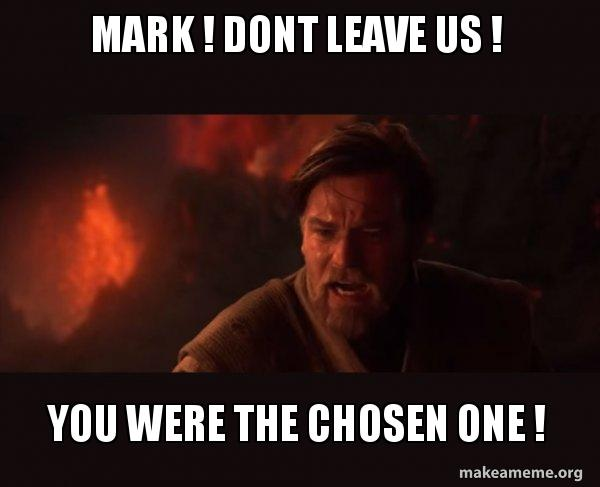 Obi-Wan Kenobi - You Were The Chosen One! meme