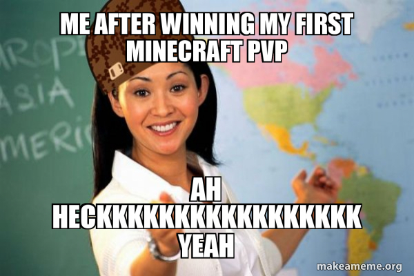 Scumbag Teacher meme