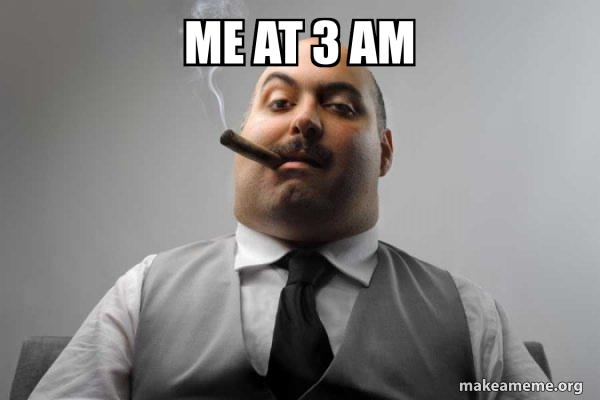 Scumbag Boss meme