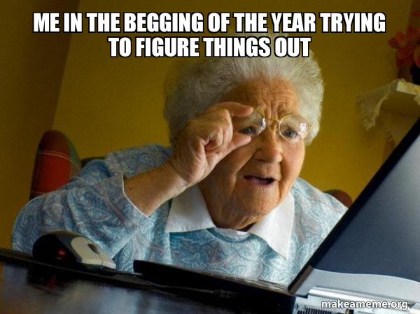 Internet Grandma meme