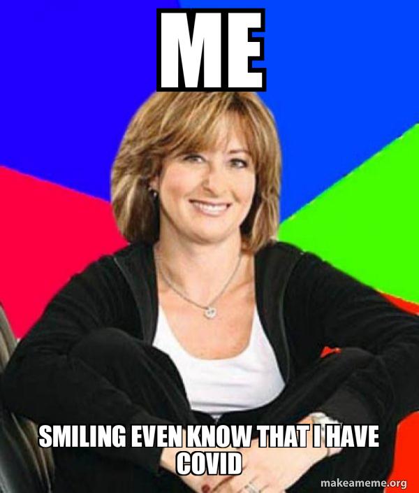 Sheltering Suburban Mom meme