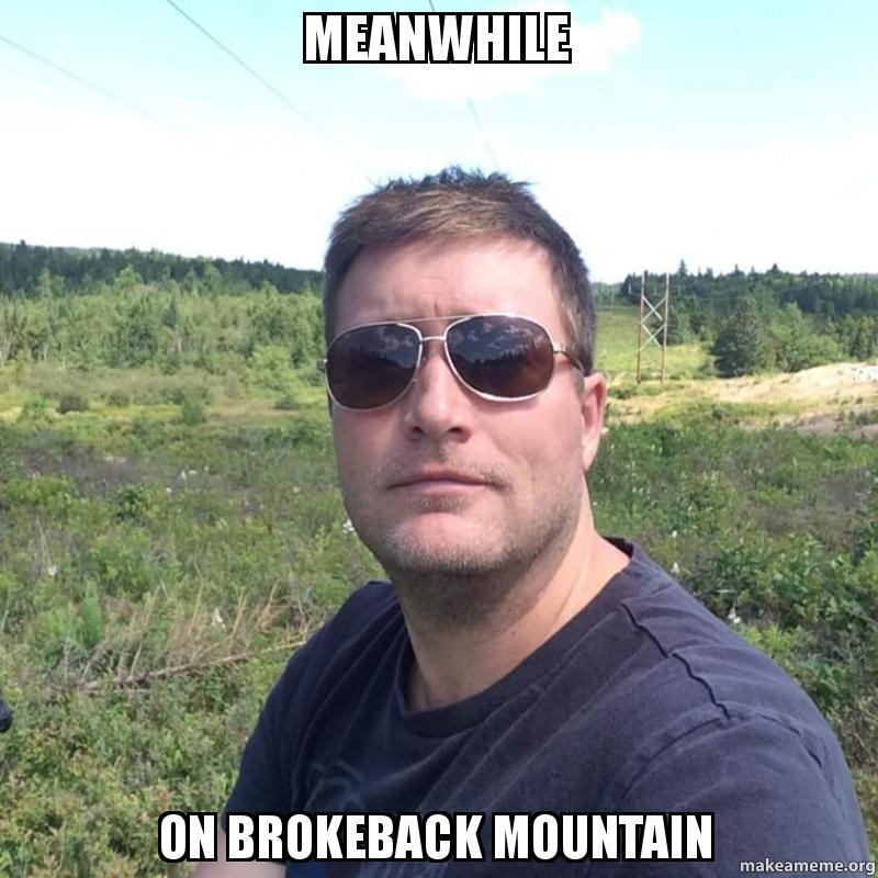 Brokeback Mountain Meme
