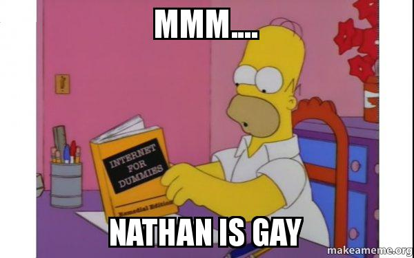 Is nathan gay