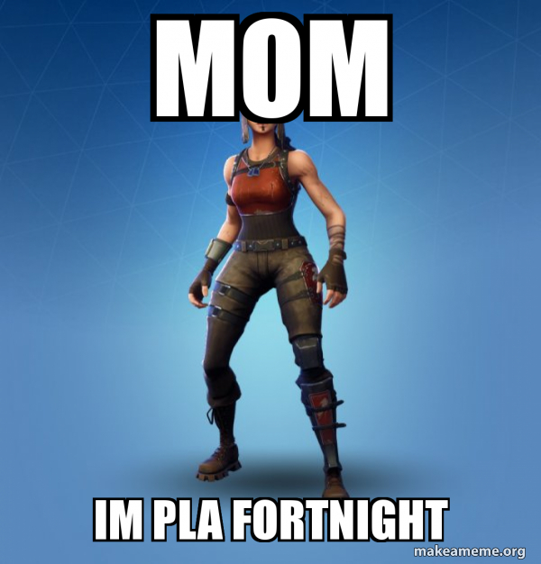 Renegade Raider Fortnite Skin meme