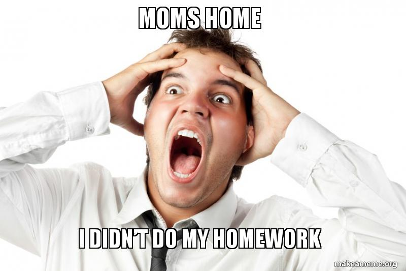 make my homework