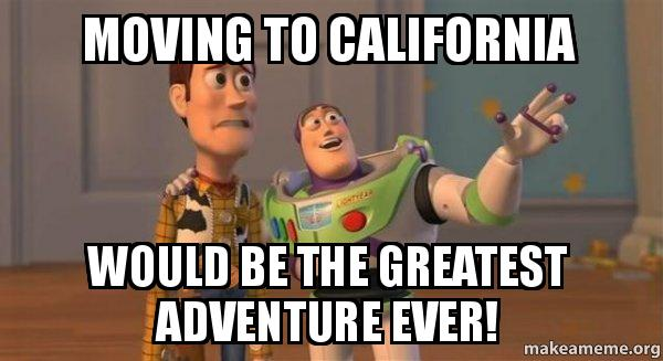 ... adventure ever! - Buzz and Woody (Toy Story) Meme | Make a Meme