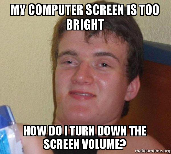 how to turn up the volume on my computer