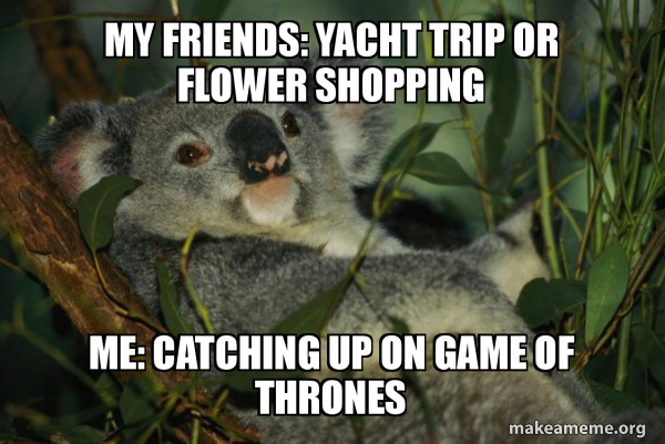 My Friends Yacht Trip Or Flower Shopping Me Catching Up On