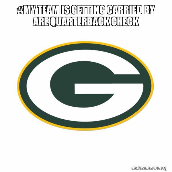 Green Bay Packers meme