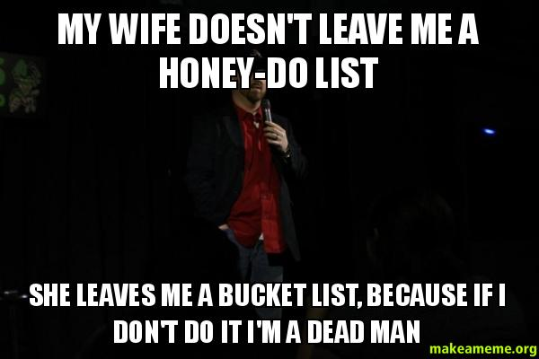 how to make my wife leave me