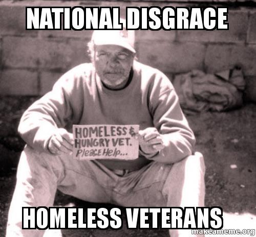 The disgrace of veteran homelessness essay