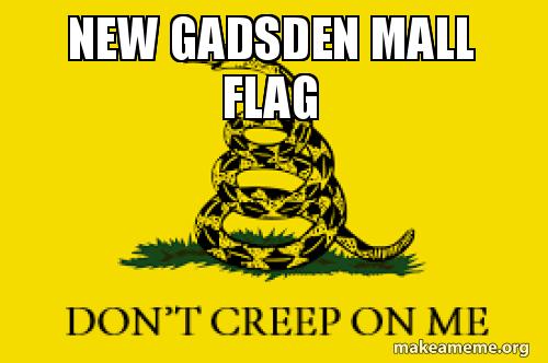 gadsden mall flag