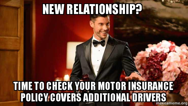 relationship insurance policy