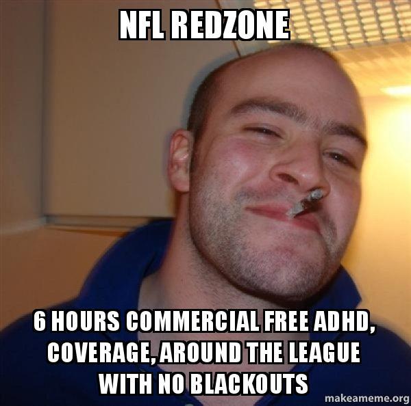 how to get nfl redzone