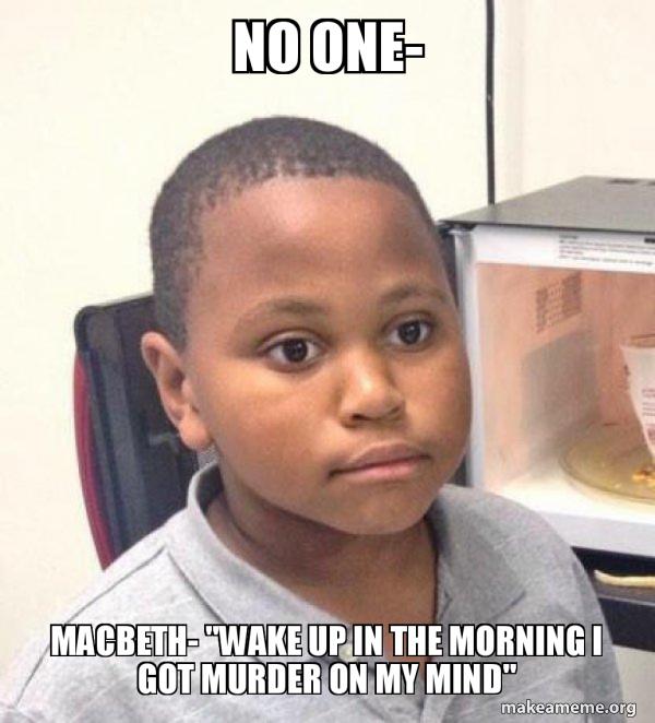 Minor Mistake Marvin meme