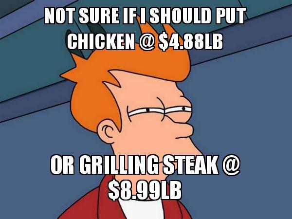 Futurama Fry meme
