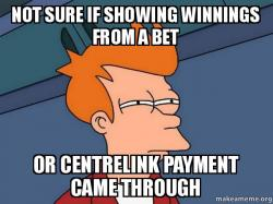 how to stop centrelink payments