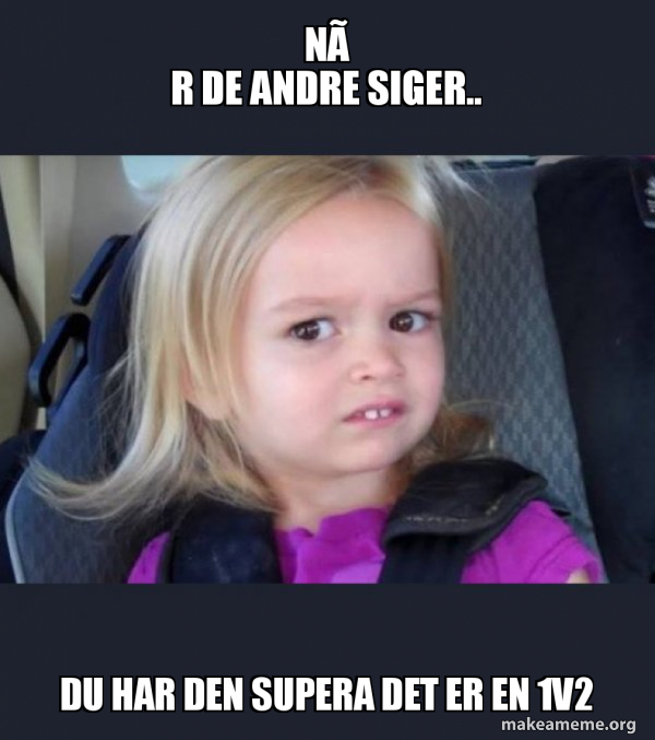 Side-Eyes Chloe meme
