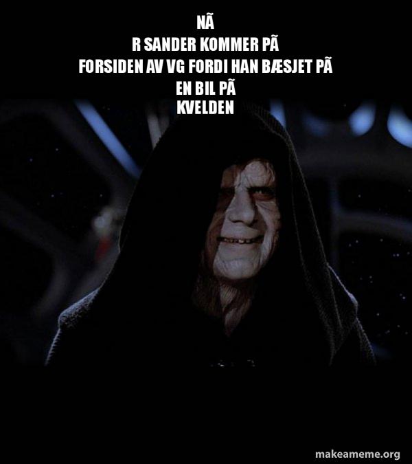 Sith Lord meme