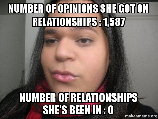 Opinions on dating