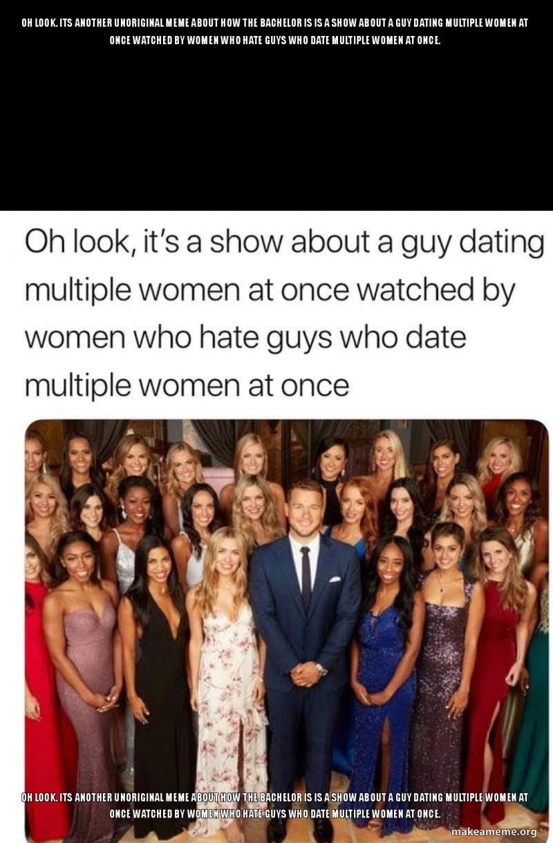 Bachelor dating show