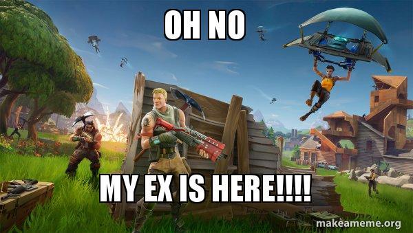 my ex game