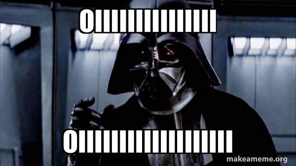 Darth Vader - Choke meme