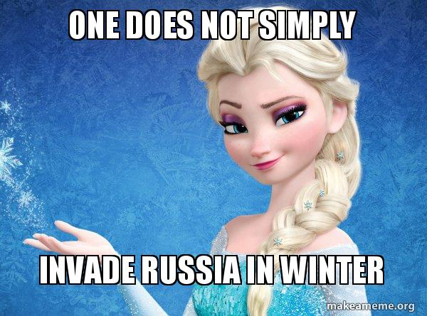 Elsa from Frozen meme