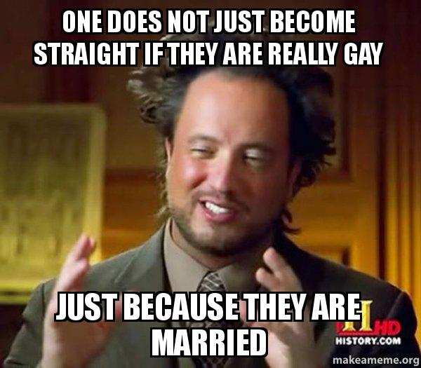 How they become Gay