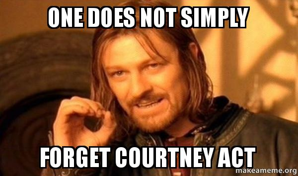 one does not a527n4 rupaul blocked courtney act on twitter rupaulsdragrace